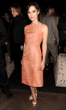 Keira Knightley in Richard Nicoll